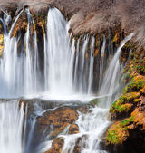 Amazing waterfall — Stock Photo