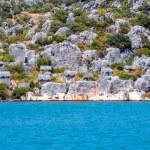 Kekova island , Antalya — Stock Photo #50621857