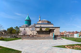 The Mevlana Museum, in Konya, Turkey — Stock Photo