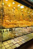 Grand Bazaar, Jewellery shop — Stock Photo