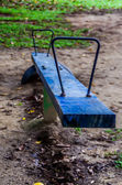Old playground — Stockfoto