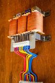 Electrical Power Source — Foto Stock