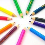 Colorful Pencil — Stock Photo #14635401