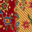 Stock Photo: Pattern and Batik Textile
