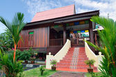 Malay Traditional House — Stock Photo