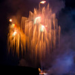 Постер, плакат: Colorful fireworks Fireworks are a class of explosive pyrotechnic