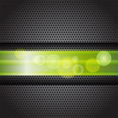 Vector black texture background. Color insert — Stock Vector