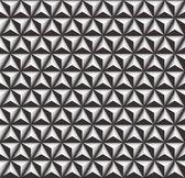 Gray mosaics background — Stock Vector