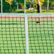 Royalty-Free Stock Photo: Tennis court