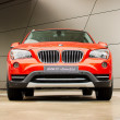 Stock Photo: New model BMW X1