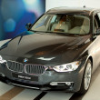 Stock Photo: New model BMW 330d