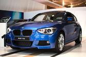 New model BMW 118d — Stock Photo