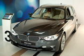 New model BMW 330d — Stock Photo