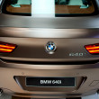 Stock Photo: BMW 640i rear