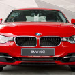 Stock Photo: New model BMW 328i