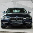 Stock Photo: New model BMW 335i
