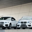 Two new models BMW X-Series — Stock Photo
