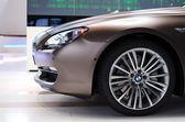 BMW 640i side — Stock Photo