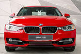 New model BMW 328i — Stock Photo