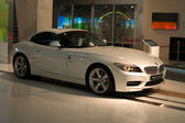 BMW Z4 sDrive35is — Stock Photo