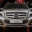 Mercedes-Benz GLK compact Gelandewagen new model — Stock Photo