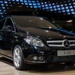 Постер, плакат: Mercedes Benz B class new generation