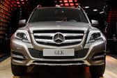 Mercedes-Benz GLK compact Gelandewagen new model — Stock Photo