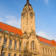 Rathaus Charlottenburg - administrative building in the Charlott — Foto de Stock