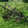 Old Hand Plough — Stock Photo #14332661