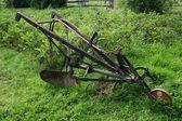 Old Hand Plough — Стоковое фото