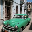 Vintage voiture cubaine — Photo #14792653