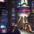 Stock Photo: China Shanghai -Pearl tower