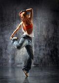 Il ballerino — Foto Stock