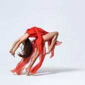 Die tänzerin — Stockfoto