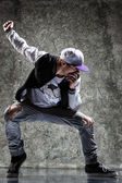 The dancer — Stock Photo
