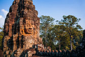 Temple Bayon — Stock Photo
