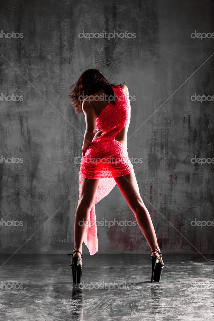 стриптизерша приватный танец фото