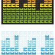 Royalty-Free Stock Vector Image: Equalizer
