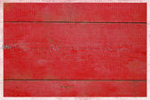 Background of red planks — Stock Photo