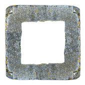 Frame of concrete kerb — Stock Photo