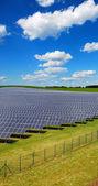 Solární energie — Stock fotografie