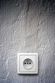 Power socket — Stock Photo