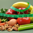 Healthy Weight Loss Diet - Stock Photo