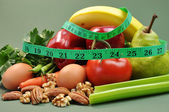 Healthy Weight Loss Diet — Stock Photo