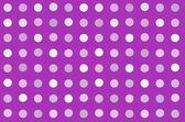 Fondo púrpura lunares inconsútil — Foto de Stock