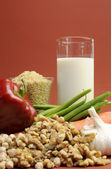 Low GI Foods for Healthy Diet — Stock Photo