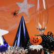 Happy Halloween party decorations — Stock Photo #23714203