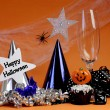 Happy Halloween party decorations — Stock Photo #23714245
