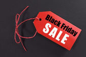 Black Friday shopping sale concept — Stock Photo