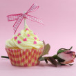 Beautiful decorated and colorful cupcake, one for each day of the week. — Stock Photo #41649175